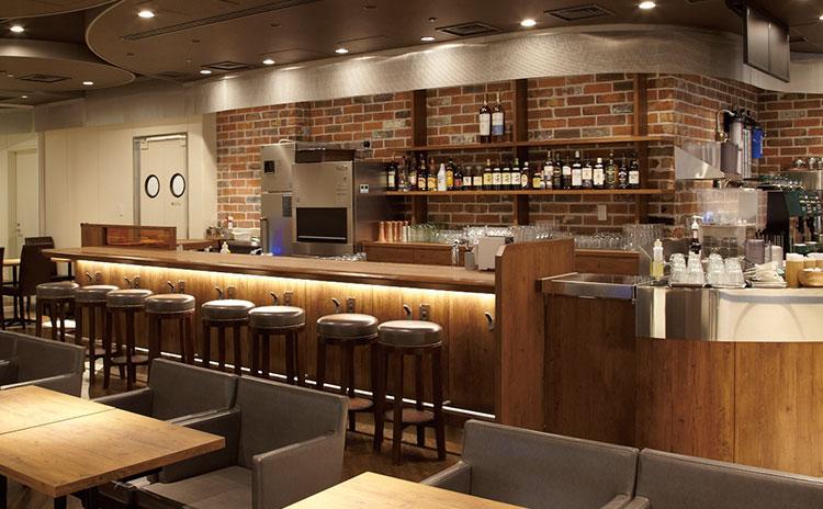 旅游咖啡厅「Tokyo City i CAFE」
