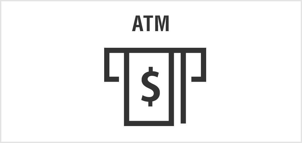 ATM/自动取款机
